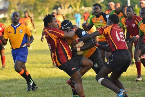 Previous action between Blak Blad and Top Fry Nakuru/Photo Credits/OSBKE