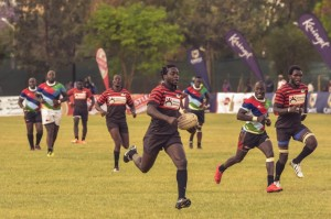 Previous action between Impala and Quins/Photo/OSBKE