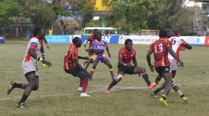 Kenya Cup match day two action between Impala and Blak Blad on Saturday 12 November 2016
