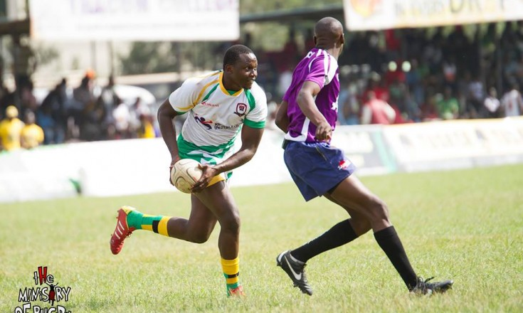A Resolution Kisii player in previous action/Photo/Arigi Obiero/Miiinstry of Rugby