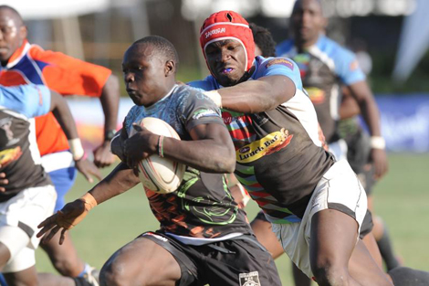 Quins Give Mwamba Humble Pie, Climb To Second