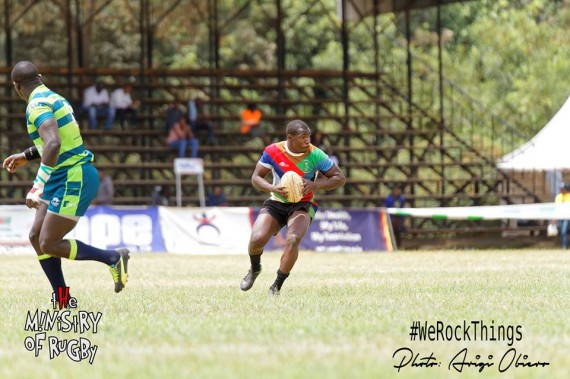 Quins Include Agunda For Strathmore Test