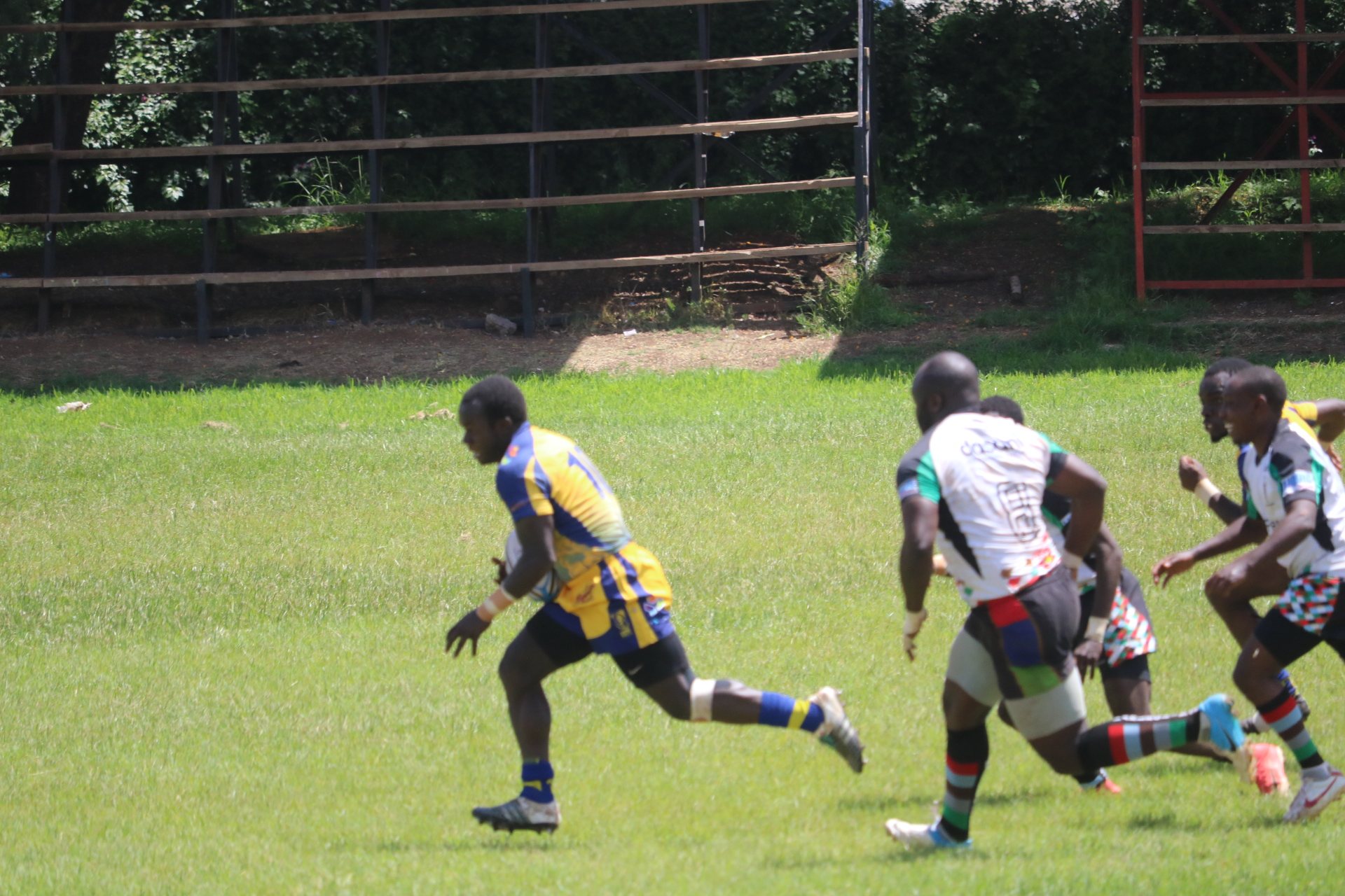 Kabras, Nondies Bag Three Consecutive #KenyaCup Wins