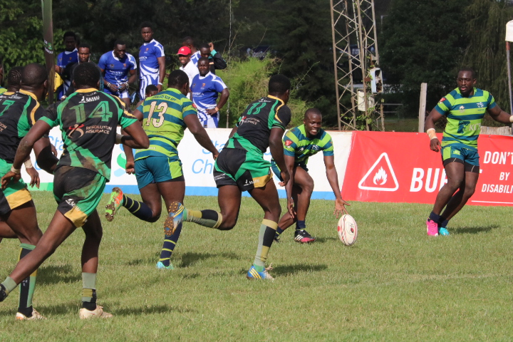 Kisii withdraw from Enterprise Cup