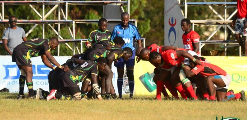 Kabras Remain Unbeaten In The #KenyaCup