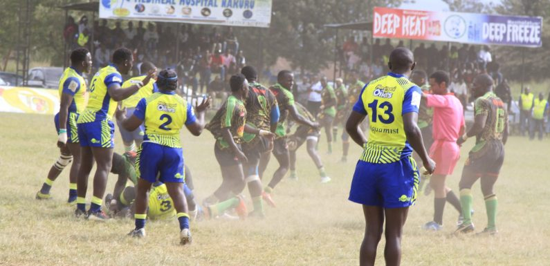 Nandi County hosts double header as Kenya Cup enters match day 10