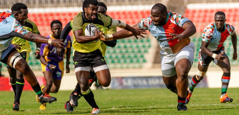 Kenya Cup Match Day 4 Round Up: 14 man Kabras crush Quins, MMUST stun Mwamba, KCB beat Blad